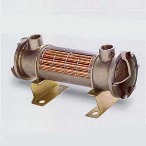 Fin and Tube Heat Exchanger, Shell and Tube, Water-cooled