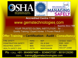 nebosh course training institutes