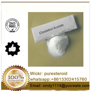 Clostebol Acetate Turinabol Anabolic Steroids for Bodybuilding