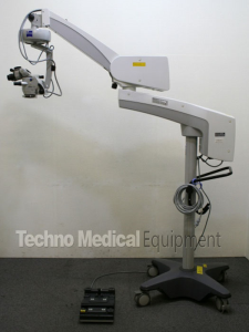 used Carl Zeiss OPMI Visu 160 S7 Surgical Microscope for sale (technomedicalequipment.com)