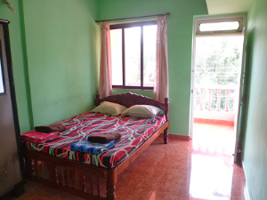 Budget service apartment in Goa