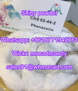 USA stock Phenacetin China supplier, buy phenacetin powder CAS 62-44-2