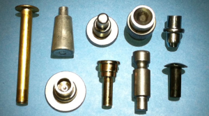 Universal Rivet, Inc - Solid, Aluminum, Shoulder Rivets