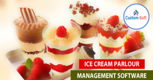 Ice-Cream Parlour Management Software