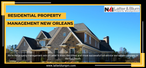 Residential Property Management New Orleans