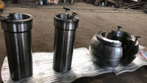 Processing and manufacturing of crusher spare parts
