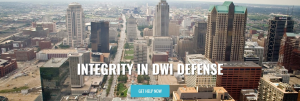 DWI Attorney in St Louis