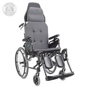 Manual Wheelchairs – Recliner Series From Karma
