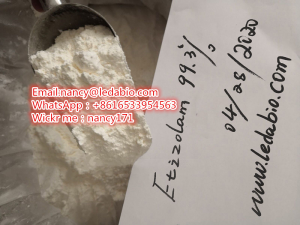 New etizolam ET white powder Chinese supplier(Wickr:nancy171)