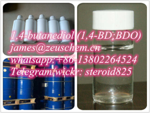 1,4-butanediol (1,4-BD;BDO) CAS: 110-63-4,warehouse in AUS,Telegram/wickr: steroid825