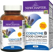 New Chapter Coenzyme B Food Complex and SierraSil Spray for Improved Health