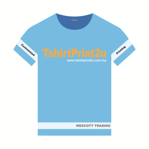 Customized T-Shirt printing and Uniform Supplier Malaysia