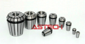 Router Collets and Collet Adapter