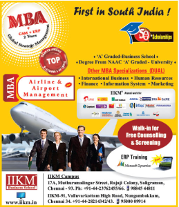 Part Time MBA in chennai