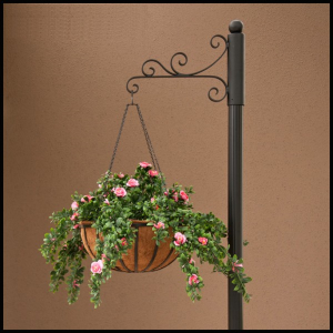 Hanging baskets brackets
