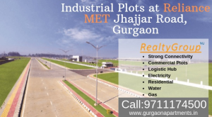 Industrial Plot at Reliance MET