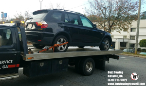 car tow  Roswell GA