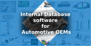 Internal Database Software for Automotive