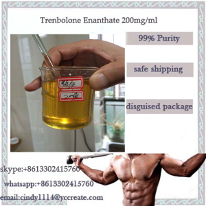 Trenbolone Enanthate 150 Mg/Ml Bodybuilding Steroid For Bulking Cycle whastapp+8613302415760