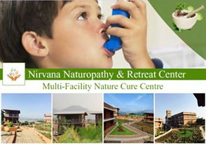 Mud Therapy at Nirvana Naturopathy To Beget You a Lustrous Hair