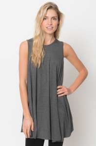 casual tank dress