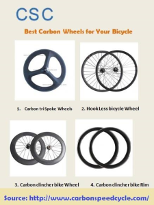 Carbon Speed Cycle Offers Durable and Strong Bicycle Wheels