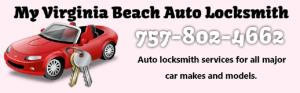 My Virginia Beach Auto Locksmith