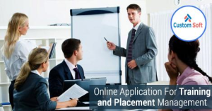 Online Application by CustomSoft for Training and Placement