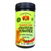 Pumpkin Seed Protein Powder: Simple Protein and Sprout Living