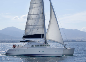 Luxury Crewed Catamaran Buena Suerter