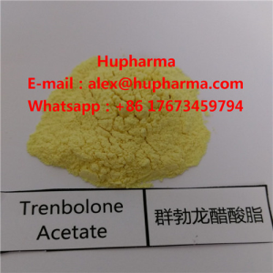 USA/UK domestic Hupharma Trenbolone Acetate injectable steroids Powder