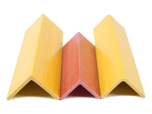 FRP ANGLES – Ideal for Reinforcement & Anti-Slipping