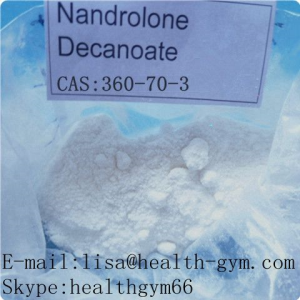Nandrolone Decanoate(DECA) lisa(at)health-gym(dot)com