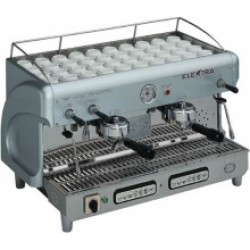 Elektra Modern Maxi Series 2 Group Pearl Silver Full Automatic