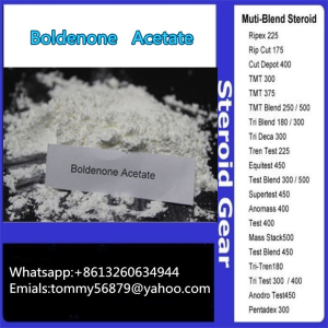 Boldenone acetate anabolic pwoder with safe delivery