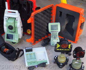 for sale Leica TCRP-1205 R400 ALLEGRO MX One Man Total Station (surveyinepic.com)