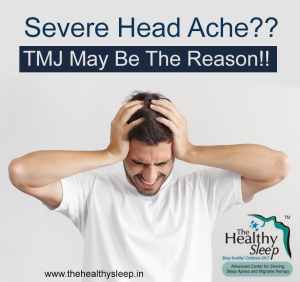 TMJ Related Migraine Therapy