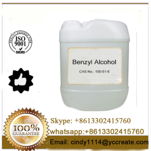 High Purity Insoluble Safe Healthy Organic Solvents Benzyl Benzoate