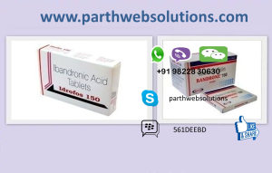 Bandrone 150, Idrofos 150 (Ibandronic Acid Tablets