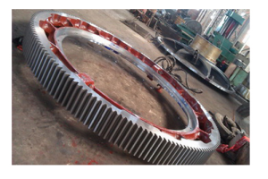 Rotary Kiln Girth Gear Ring Gear for Mills