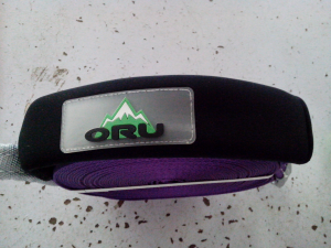 4WD snatch strap recovery strap tow strap