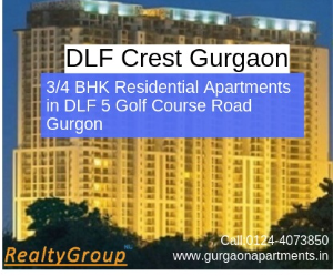 DLF Crest DLF 5 Golf Course Road, Gurgaon