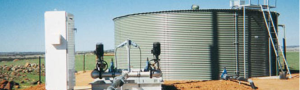 Bolted Water Storage Tank