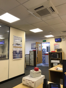 Commercial Electricians Wakefield