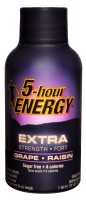Five Hours of Increased Productivity Promised By 5 Hour Energy