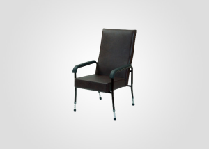 ADJUSTABLE HIGH BACK CHAIR (WITHOUT WINGS)