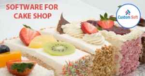 CustomSoft developed best software for Cake Shop