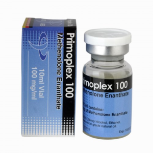 Buy PRIMOPLEX Methenolone Enanthate 100mg/10ml Vials