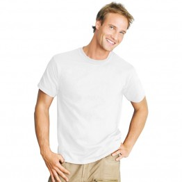 Plain White 100% Rich Cotton T-Shirts