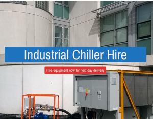 Industrial Chiller Hire